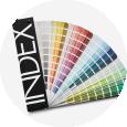 Erikoisvärit NCS-värikartasta